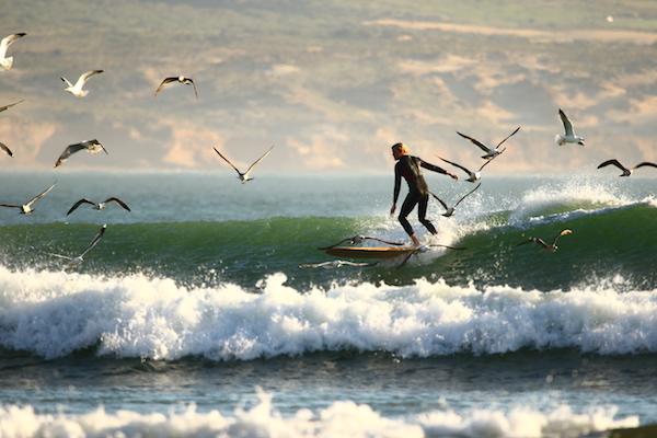 conditions surf maroc
