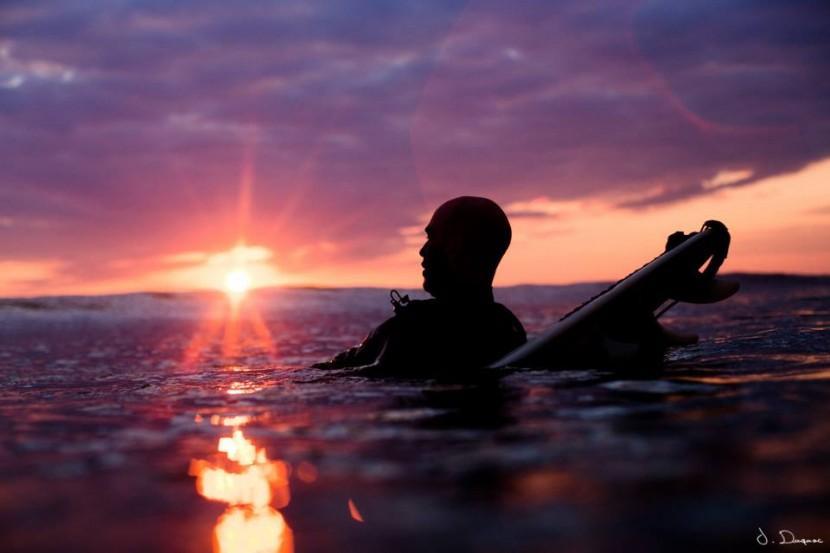 vagues surf