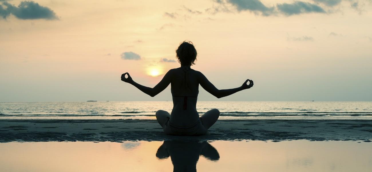 Yoga Surf en été