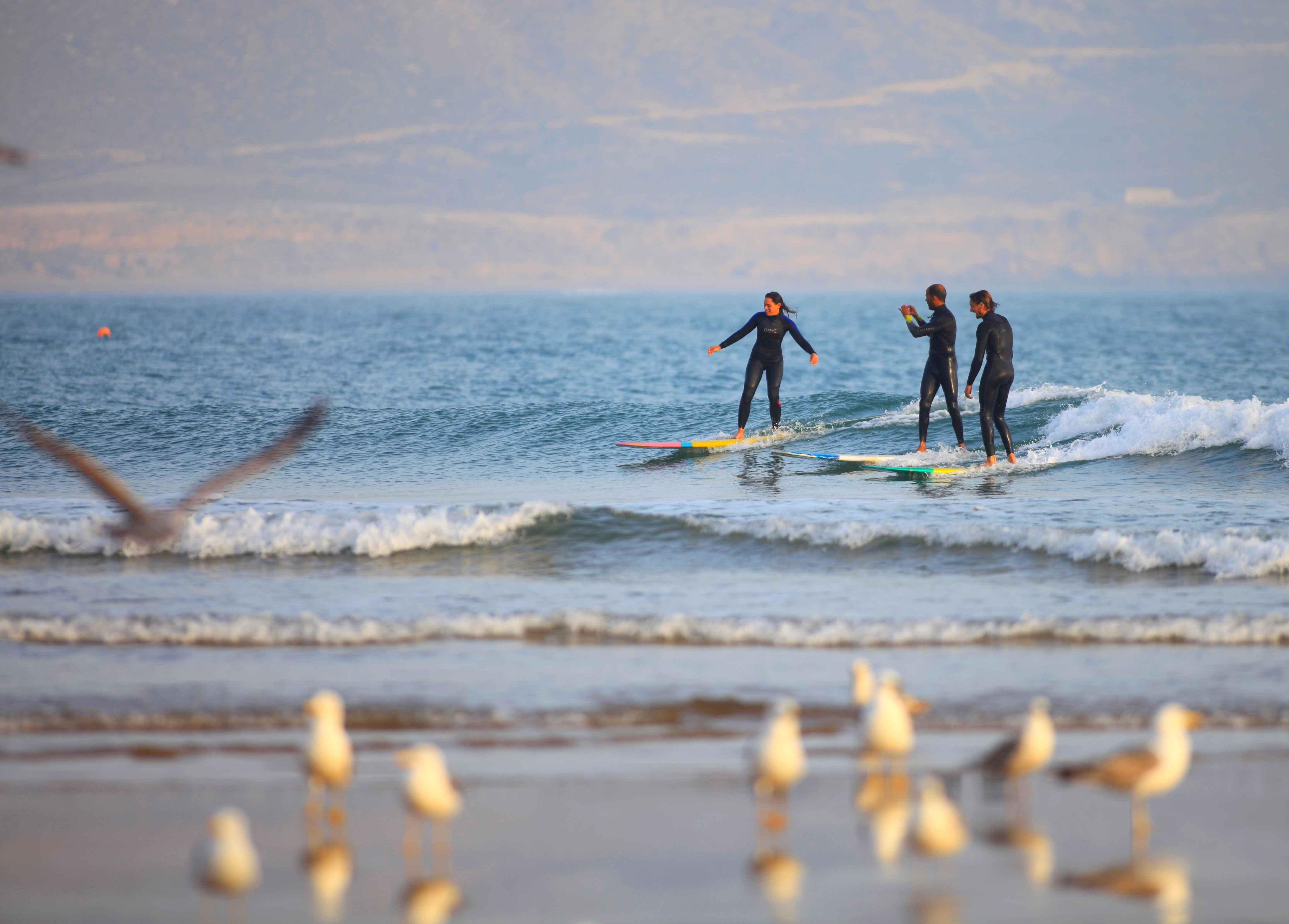 Longboard Yoga Retreat