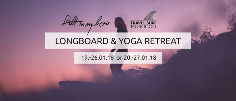 Longboard Yoga Retreat